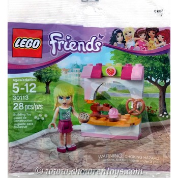 LEGO Friends Sets: 30113 Stephanie's Bakery Stand NEW