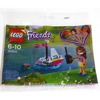 LEGO Friends Sets: 30403 Olivia's Remote Control Boat NEW