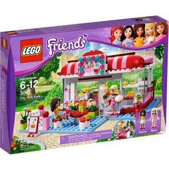 LEGO Friends Sets: 3061 City Park Cafe NEW
