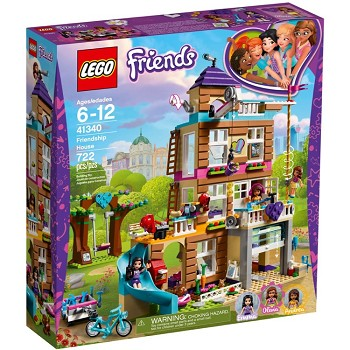 LEGO Friends Sets: 41340 Friendship House NEW