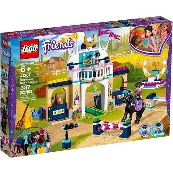 LEGO Friends Sets: 41367 Stephanie's Horse Jumping NEW