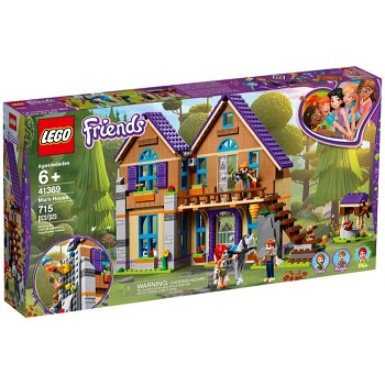 LEGO Friends Sets: 41369 Mia's House NEW