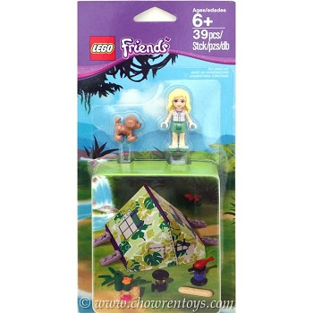 LEGO Friends Sets: 850967 Jungle Accessory Set NEW