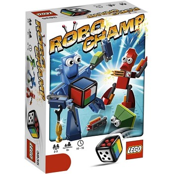 LEGO Games Sets: 3835 Robo Champ NEW