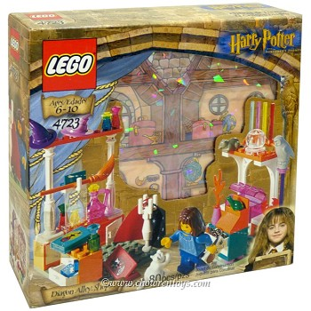 LEGO Harry Potter Sets: 4723 Diagon Alley Shops NEW
