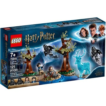 LEGO Harry Potter Sets: 75945 Expecto Patronum NEW