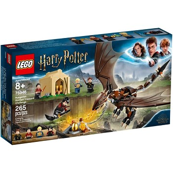 LEGO Harry Potter Sets: 75946 Hungarian Horntail Triwizard Challenge NEW