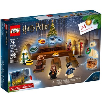 LEGO Harry Potter Sets: 75964 LEGO Harry Potter Advent Calendar NEW