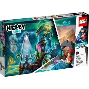 LEGO Hidden Side Sets: 70431 The Lighthouse of Darkness NEW *Damaged Box*