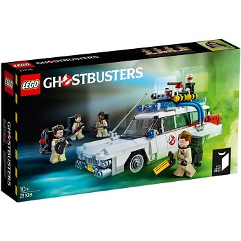 LEGO Ideas Sets: 21108 Ghostbusters Ecto-1 NEW *Damaged Box*