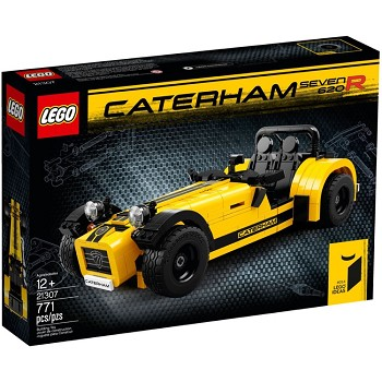 LEGO Ideas Sets: 21307 Caterham Seven 620R NEW