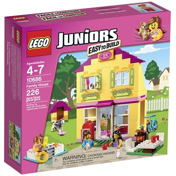 LEGO Juniors Sets: 10686 Family House NEW
