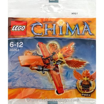 LEGO Legends of Chima Sets: 30264 Frax' Phoenix Flyer NEW