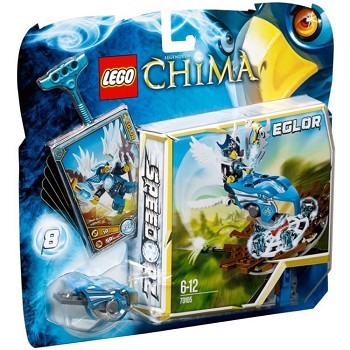 LEGO Legends of Chima Sets: 70105 Nest Dive NEW
