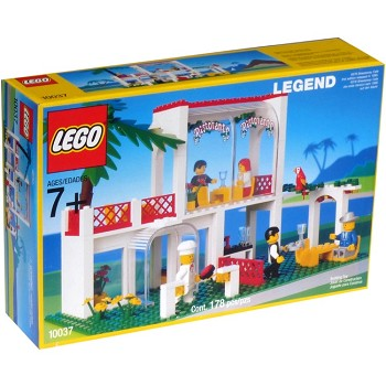 LEGO Legends Sets: 10037 Breezeway Cafe NEW