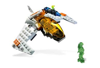 LEGO Mars Mission Sets: 7695 MX-11 Astro Fighter NEW *Rough Shape*@YLEGO?Ž?Mars?Ž?Mission Sets: 7695 MX-11 Astro Fighter NEW *Rough Shape*@Y