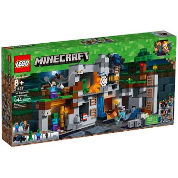 LEGO Minecraft Sets: 21147 The Bedrock Adventures NEW