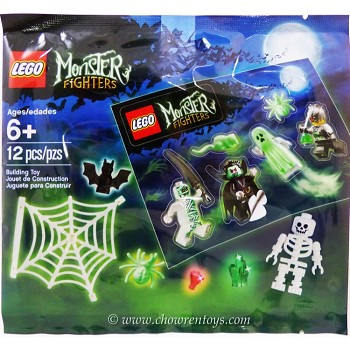 LEGO Monster Fighters Sets: 5000644 Monster Fighters Promotional Pack NEW