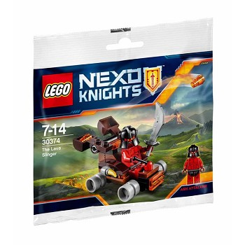 LEGO Nexo Knights Sets: 30374 The Lava Slinger NEW