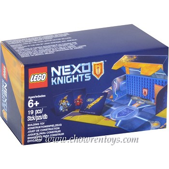 LEGO Nexo Knights Sets: 5004389 Battle Station NEW