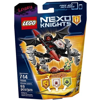 LEGO Nexo Knights Sets: 70335 Ultimate Lavaria NEW