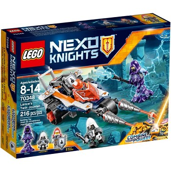 LEGO Nexo Knights Sets: 70348 Lance's Twin Jouster NEW