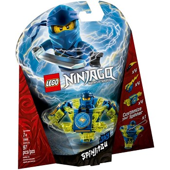 LEGO Ninjago Sets: 70660 Spinjitzu Jay NEW