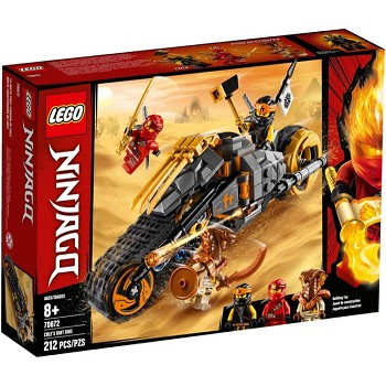 LEGO Ninjago Sets: 70672 Cole's Dirt Bike NEW