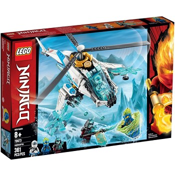 LEGO Ninjago Sets: 70673 ShuriCopter NEW