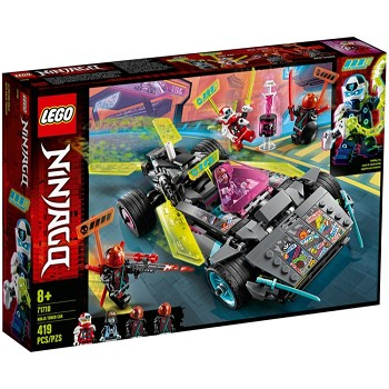 LEGO Ninjago Sets: 71710 Ninja Tuner Car NEW