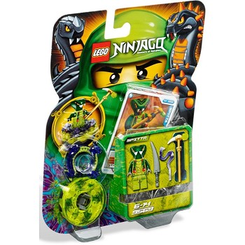 LEGO Ninjago Sets: 9569 Spitta NEW
