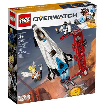 LEGO Overwatch Sets: 75975 Watchpoint: Gibraltar NEW