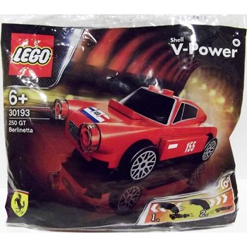 LEGO Racers Sets: Ferrari 30193 250 GT Berlinetta NEW