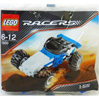 LEGO Racers Sets: Tiny Turbos 7800 Off Road Racer NEW