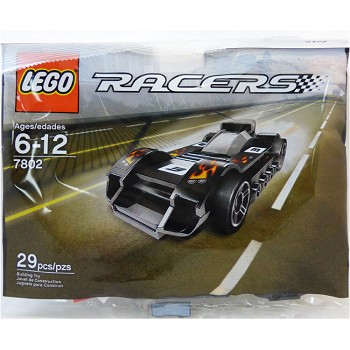 LEGO Racers Sets: Tiny Turbos 7802 Le Mans Racer NEW