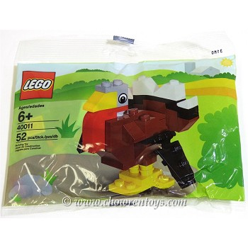 LEGO Seasonal Sets: Holiday 40011 Thanksgiving Turkey NEW