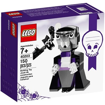 LEGO Seasonal Sets: 40203 Vampire and Bat NEW
