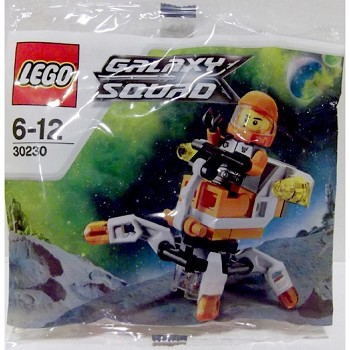 LEGO Space Sets: Galaxy Squad 30230 Mini Mech NEW