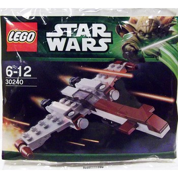 LEGO Star Wars Sets: Mini 30240 Z-95 Headhunter NEW