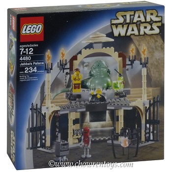 LEGO Star Wars™Sets: Classic 4480 Jabba's Palace