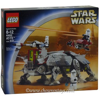 LEGO Star Wars Sets: Episode II 4482 AT-TE NEW