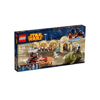 LEGO Star Wars Sets: Classic 75052 Mos Eisley Cantina NEW