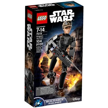 LEGO Star Wars Sets: 75119 Sergeant Jyn Erso NEW