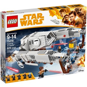 LEGO Star Wars Sets: 75219 Imperial AT-Hauler NEW
