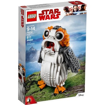 LEGO Star Wars Sets: 75230 Porg NEW