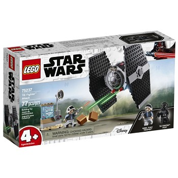 LEGO Star Wars Sets: 75237 TIE Fighter Attack NEW