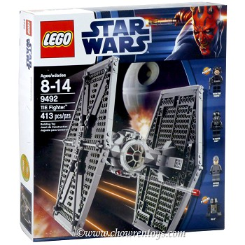 LEGO Star Wars Sets: Classic 9492 TIE Fighter NEW