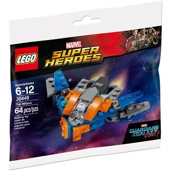 LEGO Super Heroes Sets: Marvel 30449 The Milano NEW