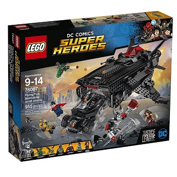 LEGO Super Heroes Sets: DC Comics 76087 Flying Fox: Batmobile Airlift Attack NEW