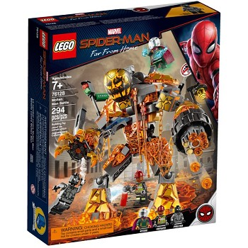 LEGO Super Heroes Sets: Marvel 76128 Molten Man Battle NEW